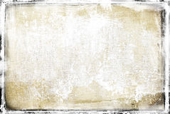 Мягкая рамка grunge Стоковые Фото