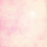Мягкая розовая предпосылка Стоковые Изображения