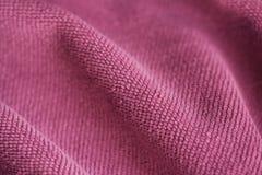 Мягкая текстура бархата Стоковая Фотография RF