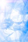 Мягкая шифоновая текстура стоковая фотография rf