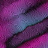Мягкие абстрактные линии ткани Стоковые Фотографии RF