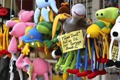 мягкие игрушки Стоковое фото RF