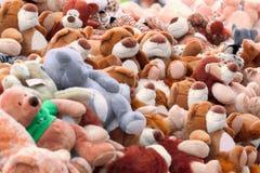 мягкие игрушки Стоковые Фотографии RF