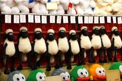 мягкие игрушки Стоковое Фото