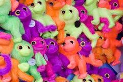 мягкие игрушки Стоковое Изображение RF