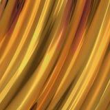 Мягкие линии золота Стоковые Фотографии RF