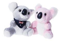 Мягкие коалы игрушки Стоковое Изображение