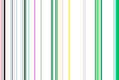 Мягкие пастельные зеленые розовые линии в оттенках акварели, предпосылке Стоковое Фото