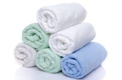 Мягкие полотенца Стоковое Изображение RF