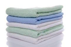 Мягкие полотенца Стоковая Фотография RF