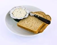 Мягкий голубой сыр Стоковое Изображение