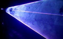 Мягкий голубой свет Стоковое Фото