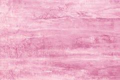 Мягкий розовый модель-макет цвета Конспект поднял предпосылка с пятнами краски Румяные помарки на холсте, фоне Пурпурная иллюстра стоковое фото