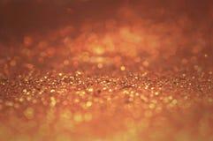 Мягкий фокус пола предпосылки, текстуры и конспекта золота на рождество и Новый Год - смогите быть использовано для дисплея или м стоковая фотография