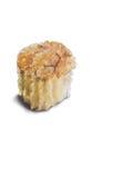 Мягкий cream scone Стоковые Фото