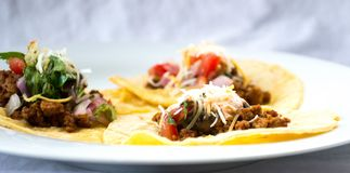 мягкий tacos стоковое изображение rf