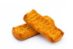 Мякиши гренков хлеба Еда Eco Стоковая Фотография