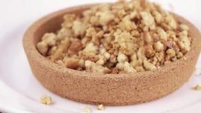 Мякиши и хлеб печенья видеоматериал