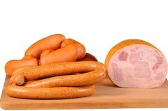 мясной продукт Стоковая Фотография RF