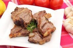 Мясо лампы стоковое фото rf