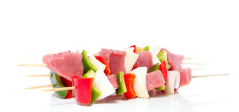 мясо барбекю свежее Стоковое Фото
