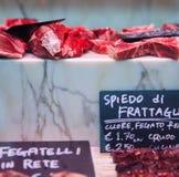 Мясо в палачестве Стоковые Изображения