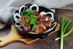 Мясо грузинское Стоковое фото RF