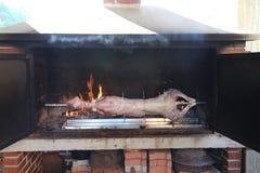 Мясо зажарено стоковые фотографии rf