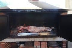 Мясо зажарено стоковые фото