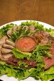мясо закуски Стоковое Изображение RF