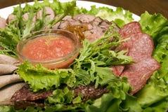 мясо закуски стоковое фото rf