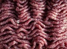 Мясо заполняя конец-вверх Стоковые Фотографии RF