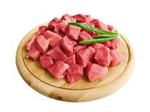 мясо зеленых цветов Стоковое Изображение