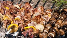 Kebab Стоковая Фотография