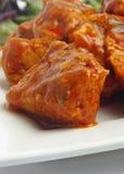 Мясо карри стоковая фотография