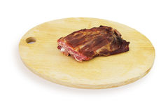 мясо курило Стоковые Фотографии RF