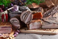мясо курило Стоковые Фото