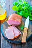мясо курило Стоковая Фотография