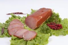 мясо курило Стоковое фото RF