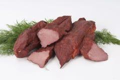 мясо курило Стоковое Изображение