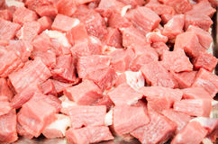 Мясо овечки Стоковое фото RF