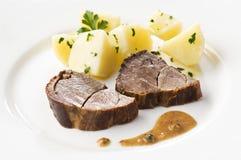 мясо оленей стоковые фото