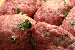 мясо предпосылки Стоковые Изображения