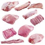 Мясо свинины Стоковые Изображения