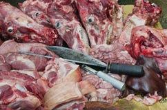 Мясо свинины Стоковое Изображение