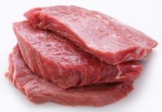 мясо сырцовое Стоковое Изображение