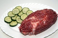 мясо сырцовое стоковое изображение rf