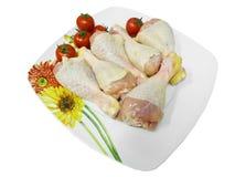 мясо цыпленка Стоковые Фото