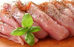 мясо цыпленка Стоковое Изображение RF