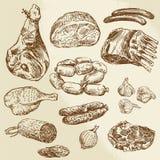 Мясо Стоковое Изображение RF